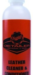 Leather Cleaner & Conditioner. Empty Bottle 945 ml