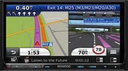 Kenwood DNN9150DAB-CX  - 2 DIN Navigatie