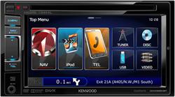 Kenwood DNX5250BT - 2 DIN Navigatie