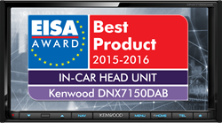Kenwood DNX7150DAB-CX - 2 DIN Navigatie