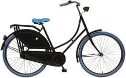 Desire Classico zwart/blauw D53