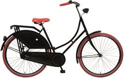 Desire Classico zwart/rood D53