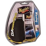 Meguiars Power Pack Wax (118ml Wax & 1 Pad) voor Dual Action Polisher