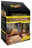 Meguiars Leather Sealer System (Prep 177ml/Sealer 177ml/Pad/Doek)
