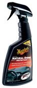 Meguiars Natural Shine Vinyl & Rubber Protectant Spray 473ml