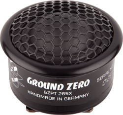 Ground Zero GZPT 28SX Tweeter Set