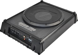 Ground Zero GZTB 200XACTII  Actieve Underseat Subwoofer