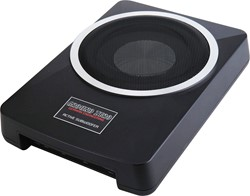 Ground Zero GZUB 800XACTII Actieve Underseat Subwoofer