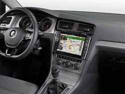 Alpine X901D-G7 Alpine Style voor VW Golf 7