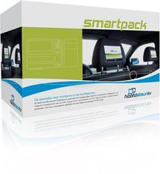 Hoofdsteun.tv Smartpack