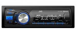 JVC KD-X250BT Mechaless