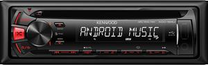 Kenwood KDC-164UR 1-DIN CD Tuner