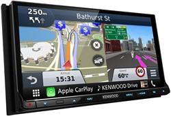 Kenwood DNX8160DABS-E3 Navigatie