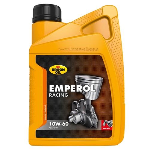 Kroon-Oil 20062 Emperol Racing 10W-60 1L