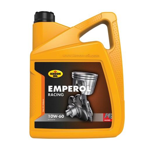 Kroon-Oil 34347 Emperol Racing 10W-60 5L