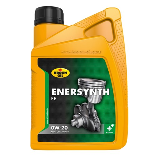 Kroon-Oil 34337 Enersynth FE 0W-20 1L