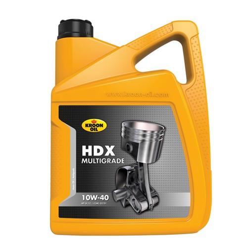 Kroon-Oil 00303 HDX 10W-40 5L