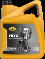 Kroon-Oil 00327 HDX 20W-50 5L