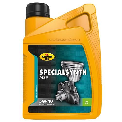 Kroon-Oil 31257 Specialsynth MSP 5W40 1L