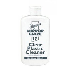 Clear Plastic Cleaner 236 ml