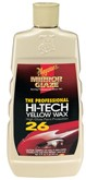 Hi-Tech Yellow Wax 473 ml