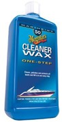 Cleaner Wax One Step Liquid 945 ml