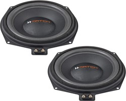 Match MS 8B-BMW.1 Subwoofer