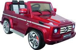 E-Car Mercedes-Benz G55 Rood met afstandsbediening