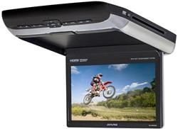 """Alpine PKG-RSE3HDMI - 10,1"""""""" Hemelmonitor met DVD loopwerk"""