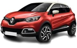 Thule dakdragers Renault Captur 2012-