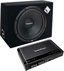 Rockford Fosgate Sound Solution Kit SSK 300 MK III