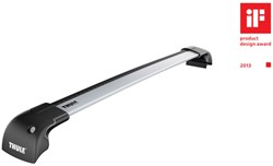 "WingBar Edge (Fixpoint / Flush Rail) Length """"L+XL"""""