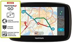TomTom Go 51 World + free LTM + LTT en LTF