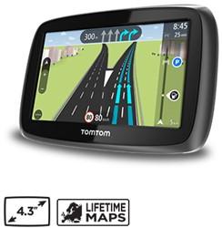 TomTom Start 40 EU 45landen + free LTM