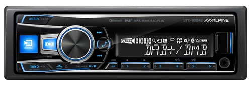 Alpine UTE-93DAB - Digitale media receiver
