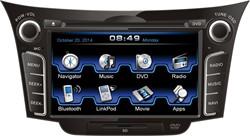 Hyundai i30 Navigatie ESX VN710-HY-I30-DAB