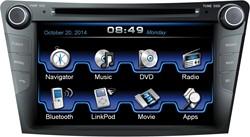 Hyundai i40 Navigatie ESX VN710-HY-I40-DAB