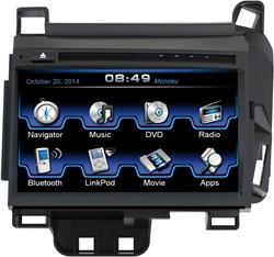 Lexus CT200h Navigatie  ESX VN710-LX-CT200H-DAB