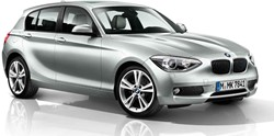 Audio Upgrade BMW 1 Serie F20 2011-