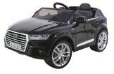 E-Car AudiQ7 Zwart