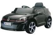 Accu-auto Golf GTI Zwart