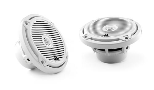 JL Audio MX650-CCX-CG-WH Marine Coaxiaal Systeem  - Nieuw - Verpakking Geopend