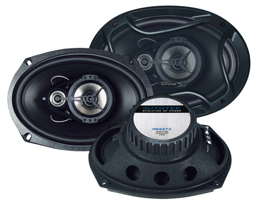 Autotek A693TX Triaxiaal Systeem - Nieuw - Verpakking Ongeopend