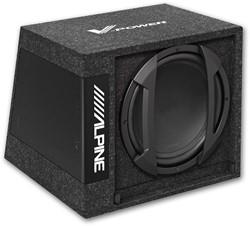 "Alpine SWD-355 - 12"""" Actieve subwoofer 150/550 Watt"