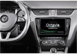 Alpine X901D-OC3 voor Skoda Octavia 3