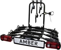 Diamant Amber IVTrekhaakfietsendrager voor 4 fietsen