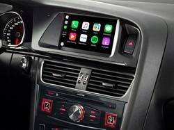 """Alpine X702D-Q5 - 7"""" Alpine Style Navigatie voor Audi Q5"""