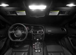 Audi A5 coupe LED binnenverlichtingspakket - Extra-pakket