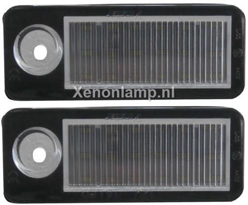 Audi A6 C5 / 4B Avant / Wagon en RS6 kentekenverlichting unit-1