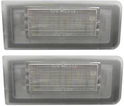 Audi TT LED kentekenverlichting unit
